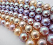 Perles de culture d'eau douce