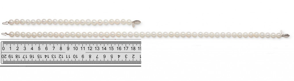 Bijoux en perles de culture