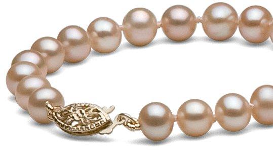 Fermoir pour sautoir de perles de culture