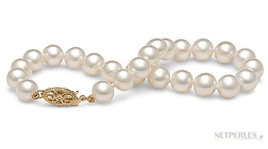 Bracelet de perles d'eau douce