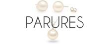 Parures de perles d'Australie - Perles Blanches Argentées - Perles dorées - NETPERLES