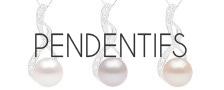Pendentifs perles de culture d'eau douce qualité DOUCEHADAMA - les plus belles perles d'eau douce sont sur netperles.com