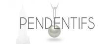 Pendentifs de perles noires, pendentifs de perles de Tahiti, perles de Polynésie, netperles