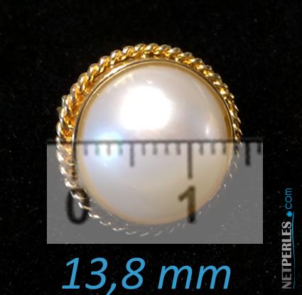 Diametre de perle mabe