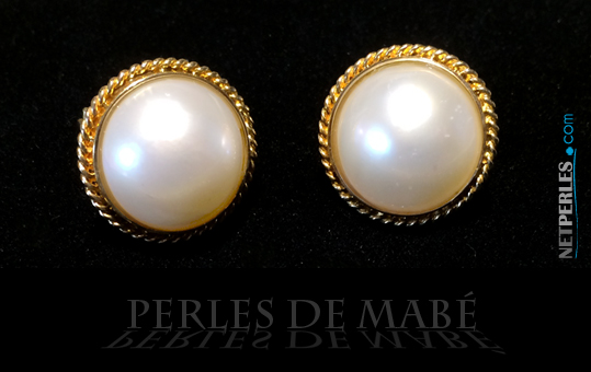 Perles mabe
