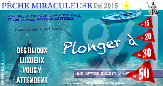 PECHE MIRACULEUSE ETE 2015