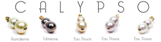 la collection calypso de NETPERLES