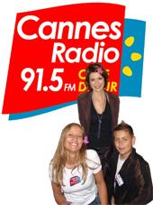 Cannes Radio la meilleur Radio de la Cote d'Azur 91.5 FM