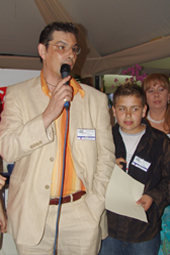 Jean Gautier (NETPERLES) racontent à la Radio l'histoire de NETPERLES.com
