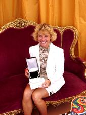 Une VIP du festival de Cannes a reçu un collier