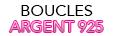 Boucles Perles et Argent