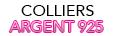 Colliers Perles et Argent