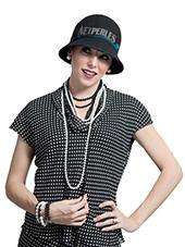 Collier de perles akoya blanches ou collier de perles akoya noires, melanger les 2 si vous voulez