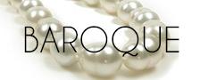 Perles baroques dorées des Philippines