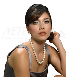 Collane di perle australiane molto lunghe - collane di perle australiane - le vere perle dei mari del sud
