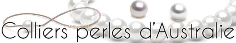 Collier de perles australienne, grosses perles blanches aux reflets argentes, perles spheriques, perles baroques