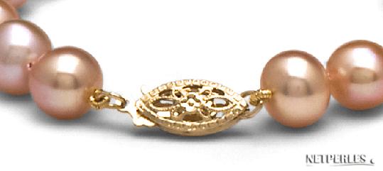 fermoir de collier de perles