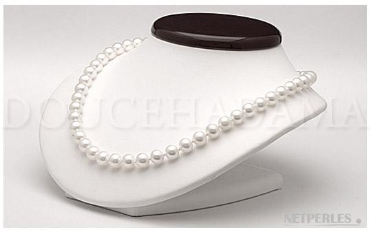 Un Collier de perles de culture d'Eau Douce Haut de gamme pour un tout petit prix