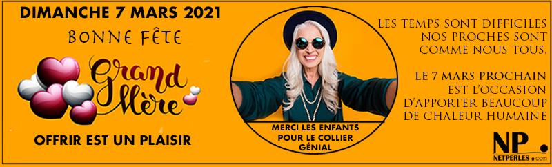 FETE DES GRANDS-MERES 2021 - INFORMATIONS SUR L'OFFRE DE 2021