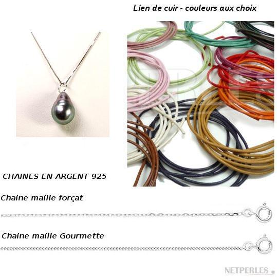 Pendentif en argent 925 , vous pouvez choisir de le commander avec une chaine en argent ou un cordon cuir de couleur au choix