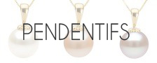 Pendentifs de perles d'eau douce - NETPERLES
