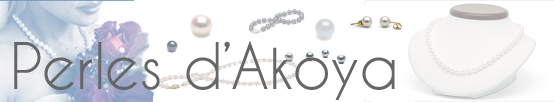 Catalogue de perles de culture d'Akoya