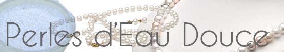Bijoux de perles d'eau douce