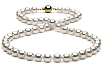 Perles Akoya