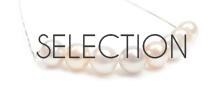 Selection bijou de perles d'eau douce qualité DOUCEHADAMA - les plus belles perles d'eau douce au monde sont sur netperles.com