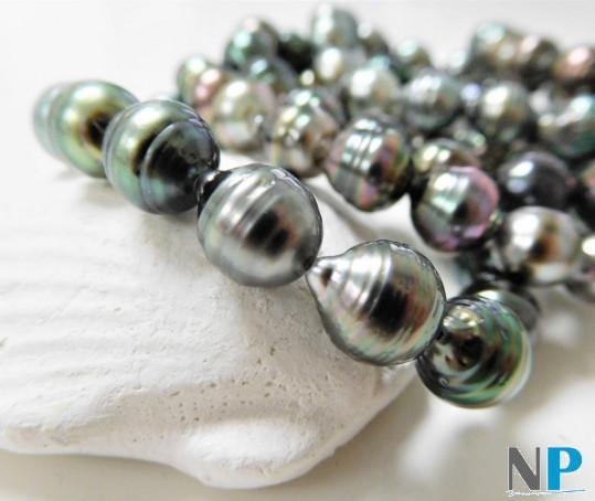 Perles baroques de Tahiti