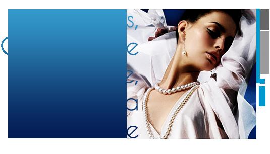 Les perles cadeaux de la nature, sublime la femme netperles.com