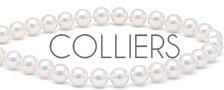 Colliers de perles de culture AKOYA - NETPERLES