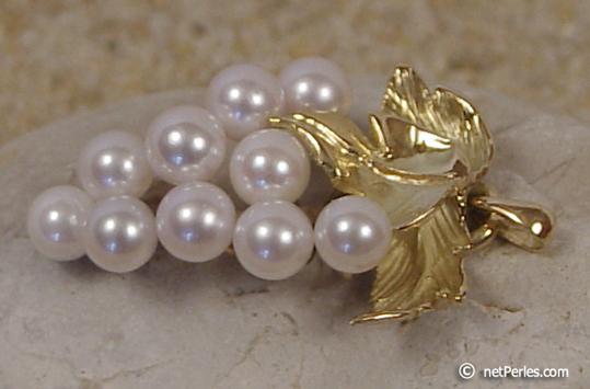 Grappe de perles