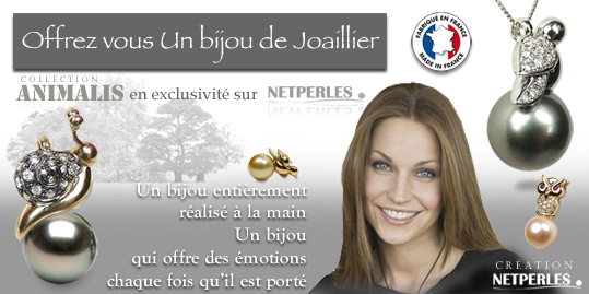 Collection ANIMALIS - Bijoux de Joailerie