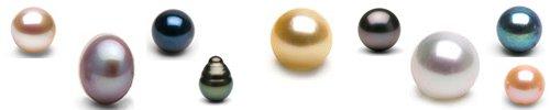 perle | perle non montate | perle semi forate | creazione di gioielli di perle
