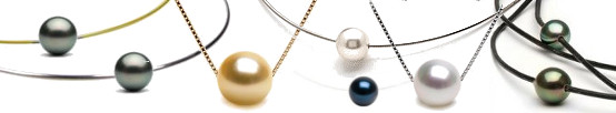 Perles montées sur câble, chaine ou cordon de cuir