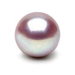 Perle de culture d'eau douce Lavande de qualité Doucehadama de 6-7 mm